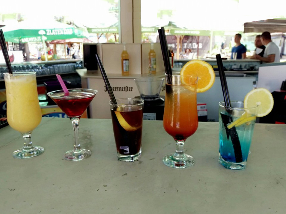Сопствен бар